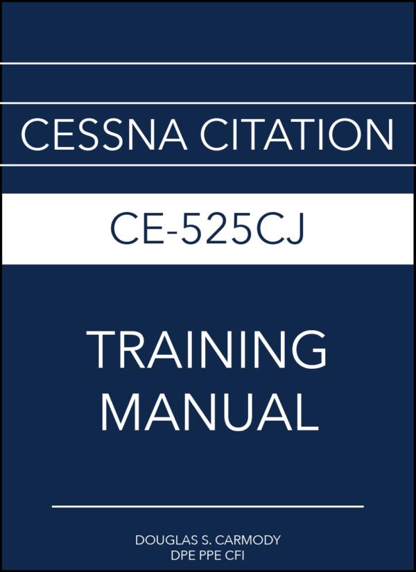 Cessna Citation CE-525CJ Training Manual